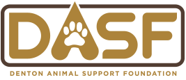 Denton Animal Support Foundation logo