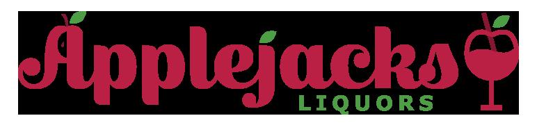 Applejacks Liquors logo