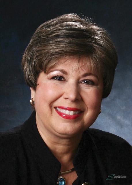 DASF Chairman Bette Sherman