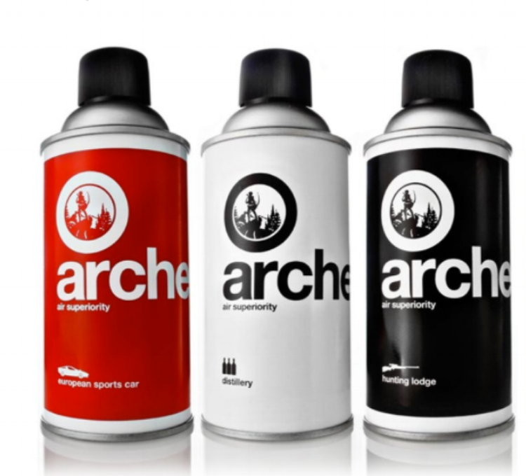 HUNTING LODGE - I recently discovered this men's brand and I'm completely obsessed. Simple and masculine, Archer room sprays are perfect for any/every guy. My personal favorite is the
