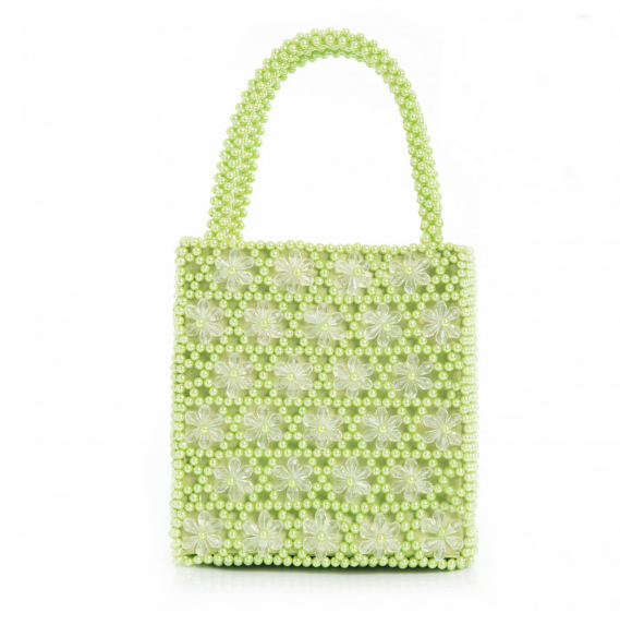 Venezia Lime Green Bag