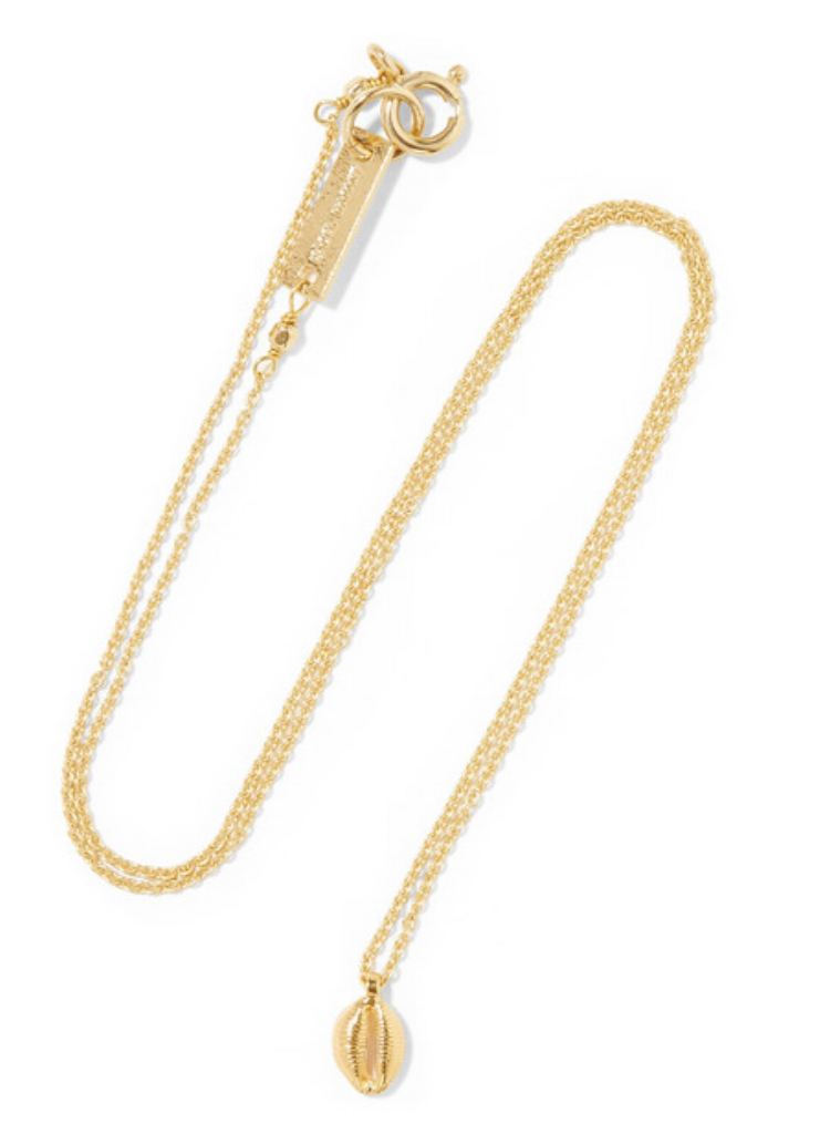Isabel Marant Gold-Tone Necklace - $80