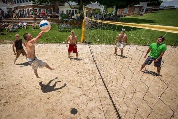 Addiction Recovery Volleyball in Tennessee