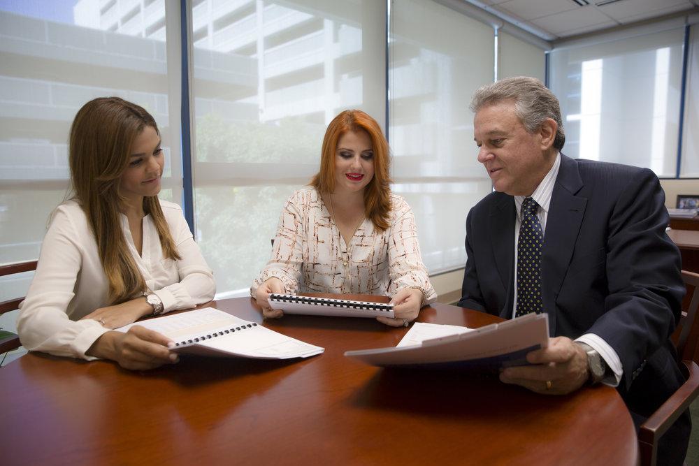 Client: González Pumarada Group, Merrill Lynch