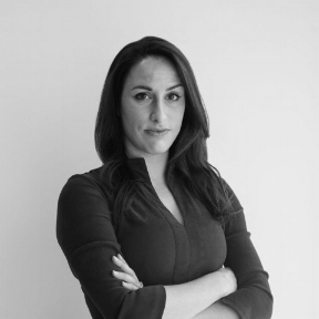 Sarah Riley  Co-Founder + Partner