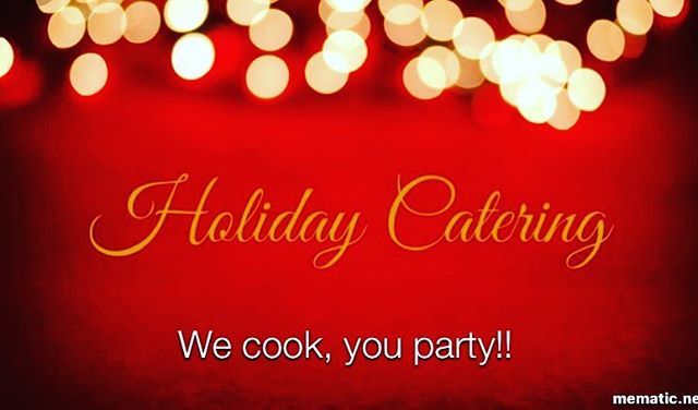 It's about that time again!! With multiple catering menus to choose from, including our Taco/Slider Bar, let us make your holiday party easy, delicious, and fun!!! Contact us via email for details!!!! MunchMKitchen@gmail.com #holidays #catering #cater #holidaycatering #tacos #sliders #foodtruck #boston #bostonfoodies #december #newyears #holidayparty
