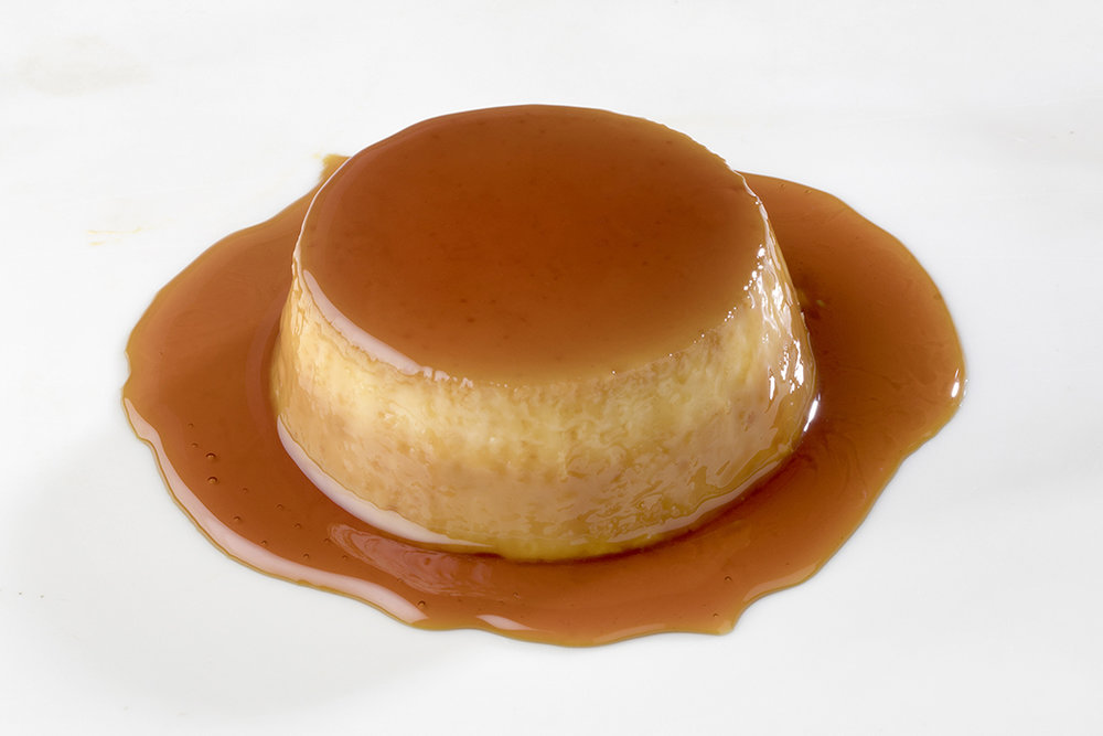 Versailles Bakery Dulce de Leche Flan