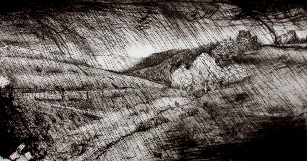 Llechrydau Moor