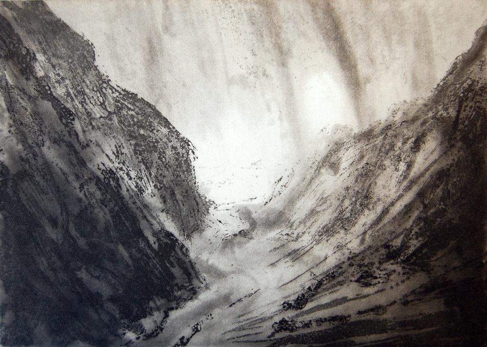 Snowdonian Valley