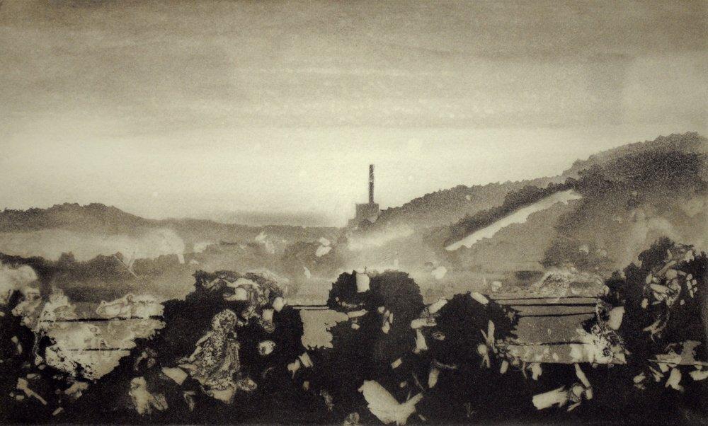 Hope Valley from Treak Cliff