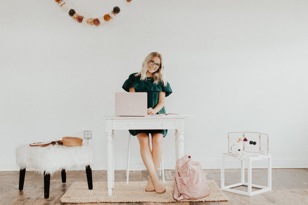 BRAND CURATION - You have the business, the product, the service. Let me help you create your visual brand. Through an in-depth interview process (aka a fun coffee date) I'll work with you to develop an image that illustrates your brand, and photograph you in a styled space that brings your brand to life.