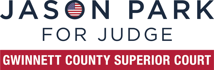 Jason Park for Judge