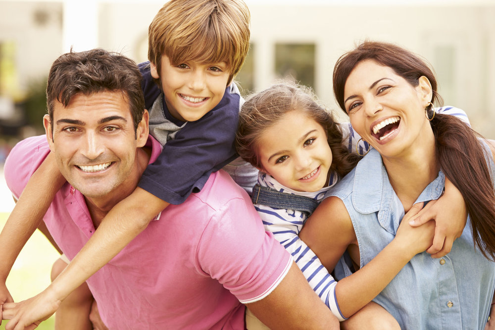 Treatments for all ages   Keep the whole family smiling