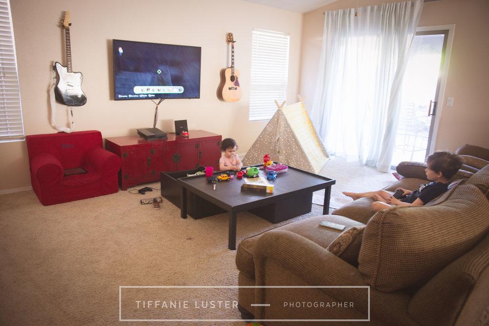 living room for kids
