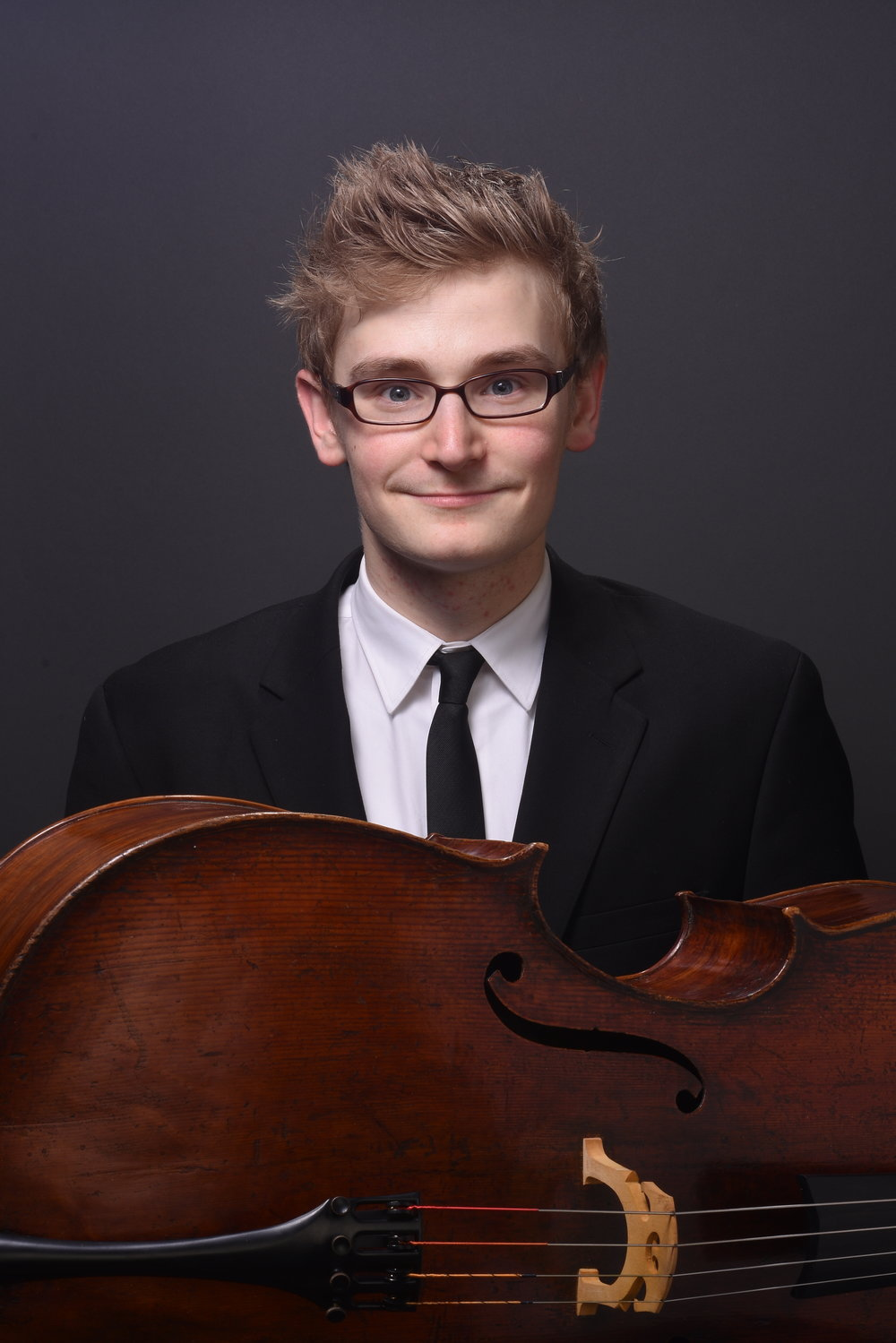 Alexander Hersh, cello