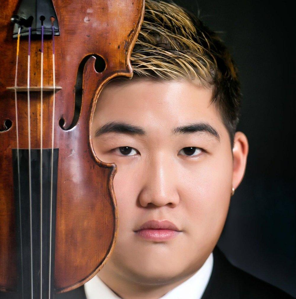 Brian Hong , violin