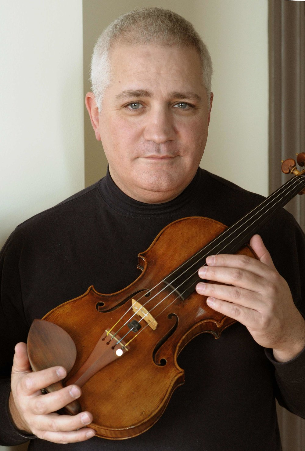 Stefan Hersh, violin
