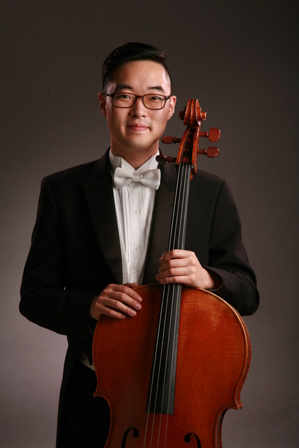 Eric Han , cello