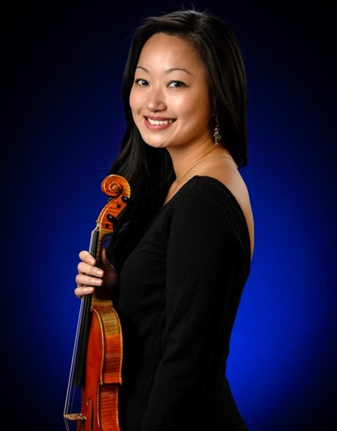 Mae Lin, violin
