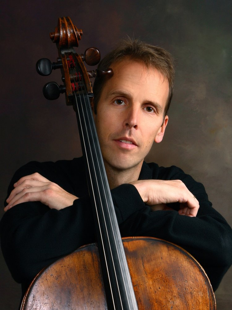 Gregory Sauer , cello
