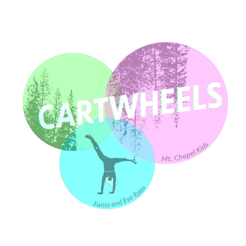 Cartwheels is our second Children's Music Album. Find it on iTunes here! -