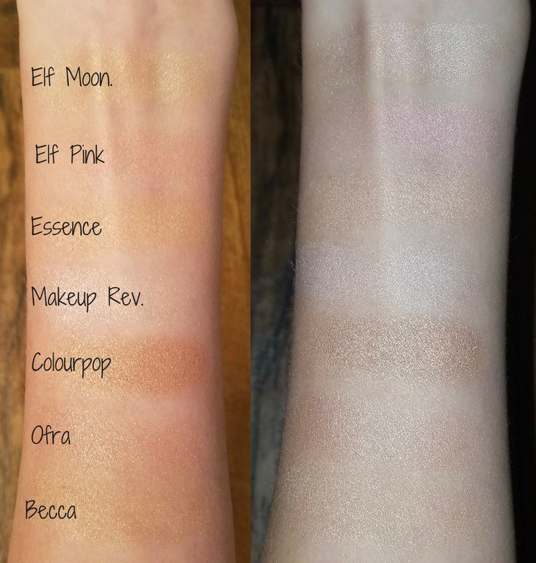 Highlight Swatches