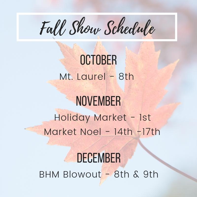 Fall Show Schedule.jpg