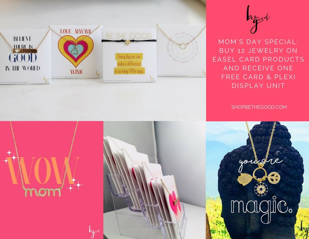 Popular Mom's Day Jewelry - Click on the image to check out our Most Popular Mom-themed Jewelry on Cards.