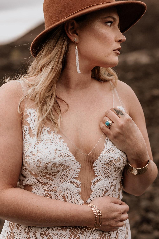 Moonstone Tassel Earrings at shopbethegood.com, $35