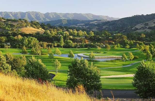 River Course at the Alisal, Solvang, CA