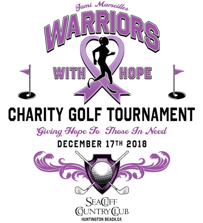 WARRIORS WITH HOPE GOLF TOURNAMENT