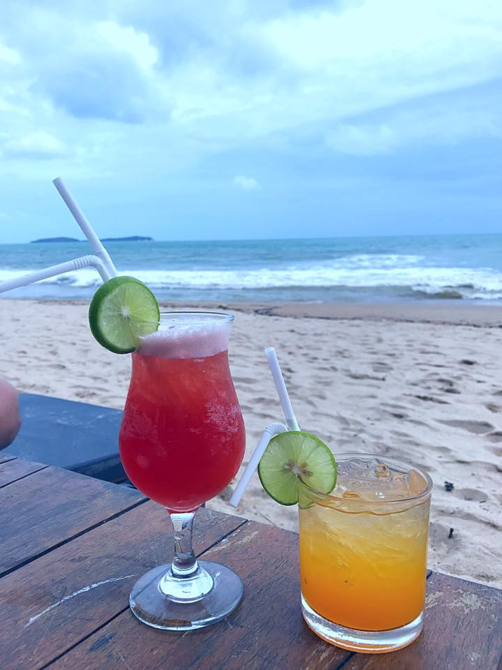 Cocktails in Thailand