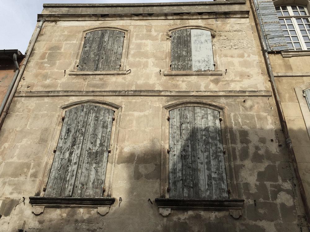 Rue de la Liberté. Spooky in a beautiful way.