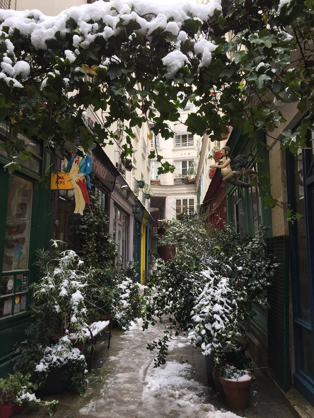 Passage de l'Ancre, 3rd arrondissement