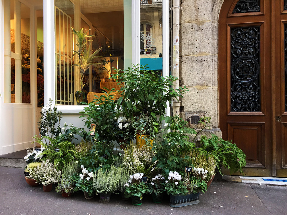 Floral rue Henry Monnier
