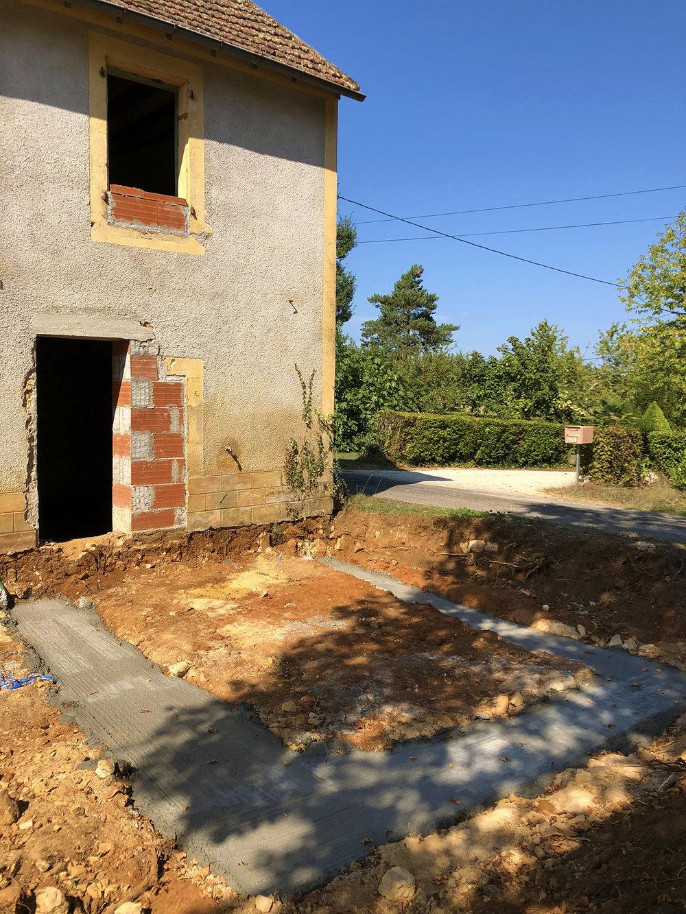 Kitchen foundations