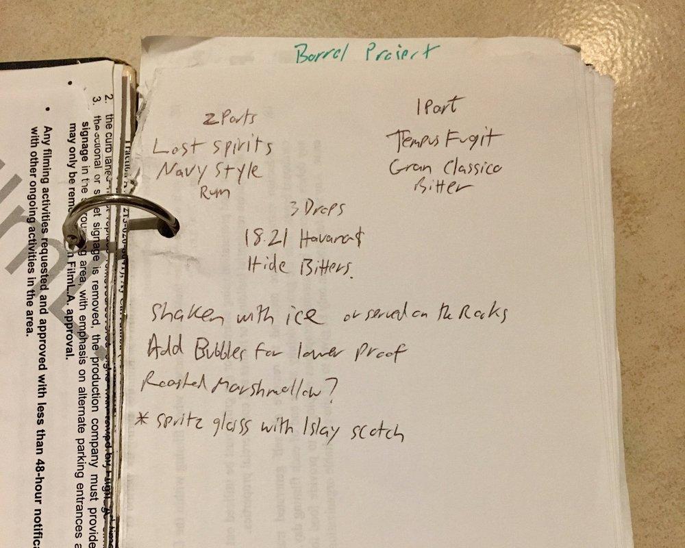 Sam Vieira Notebook