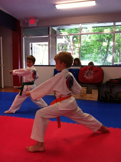 kids karate martial arts rocky river
