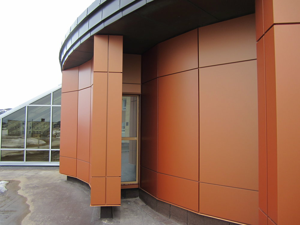Architectural Cladding CladTech - Architectural cladding