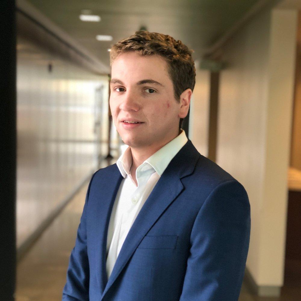 Luke Erdevig,Consultant