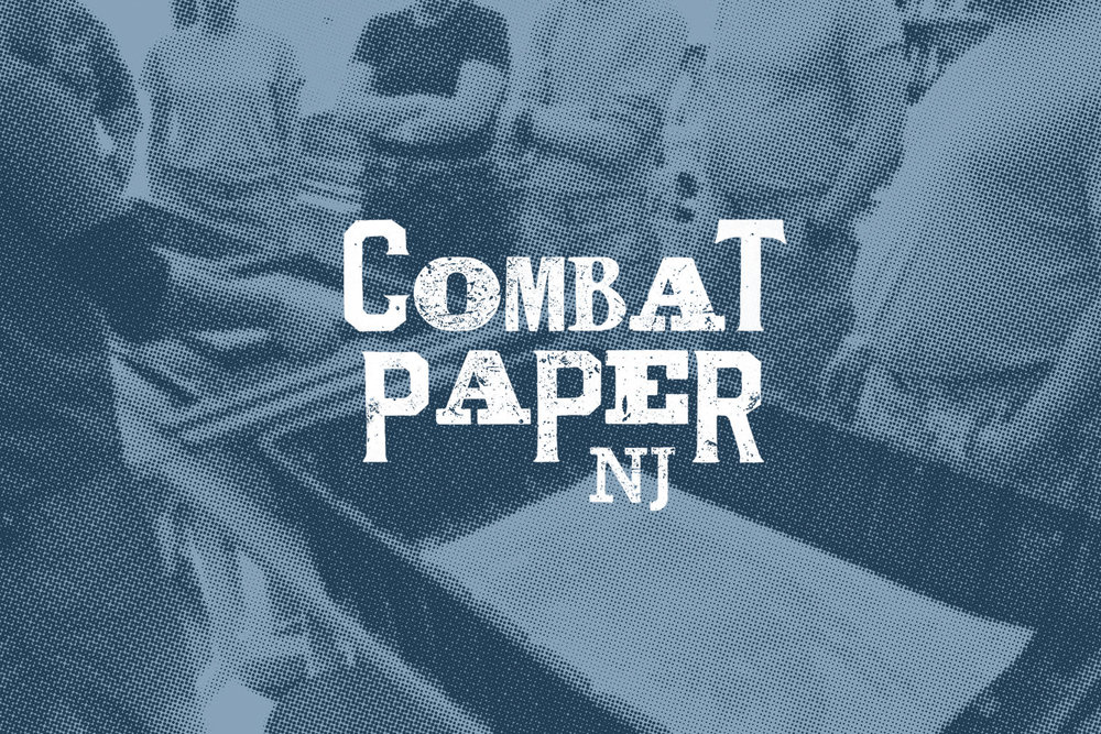 Combat Paper New Jersey