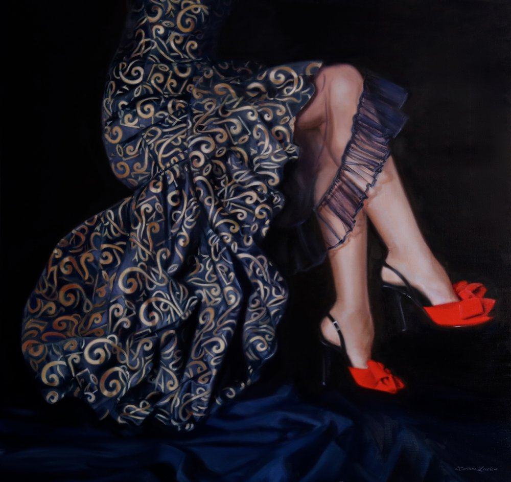 Tango in Paris © Corinne Lewis