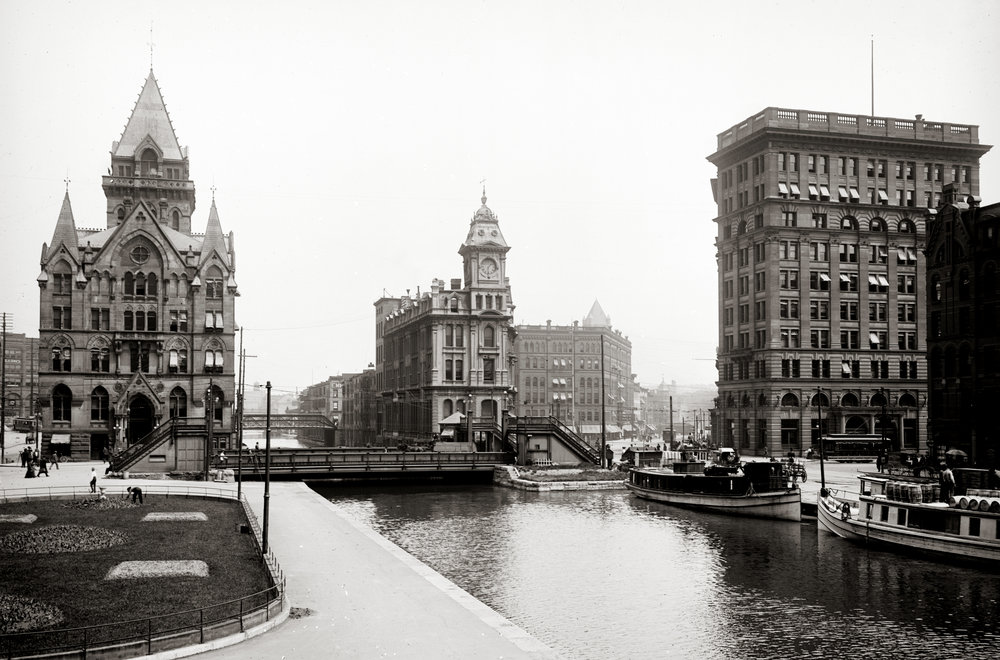 Erie Canal 1907