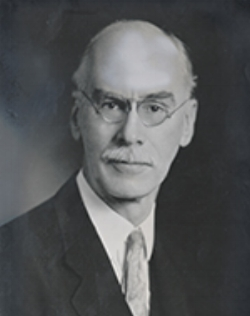 William Pratt Graham, an electrical engineering professor and sixth chancellor of SU.