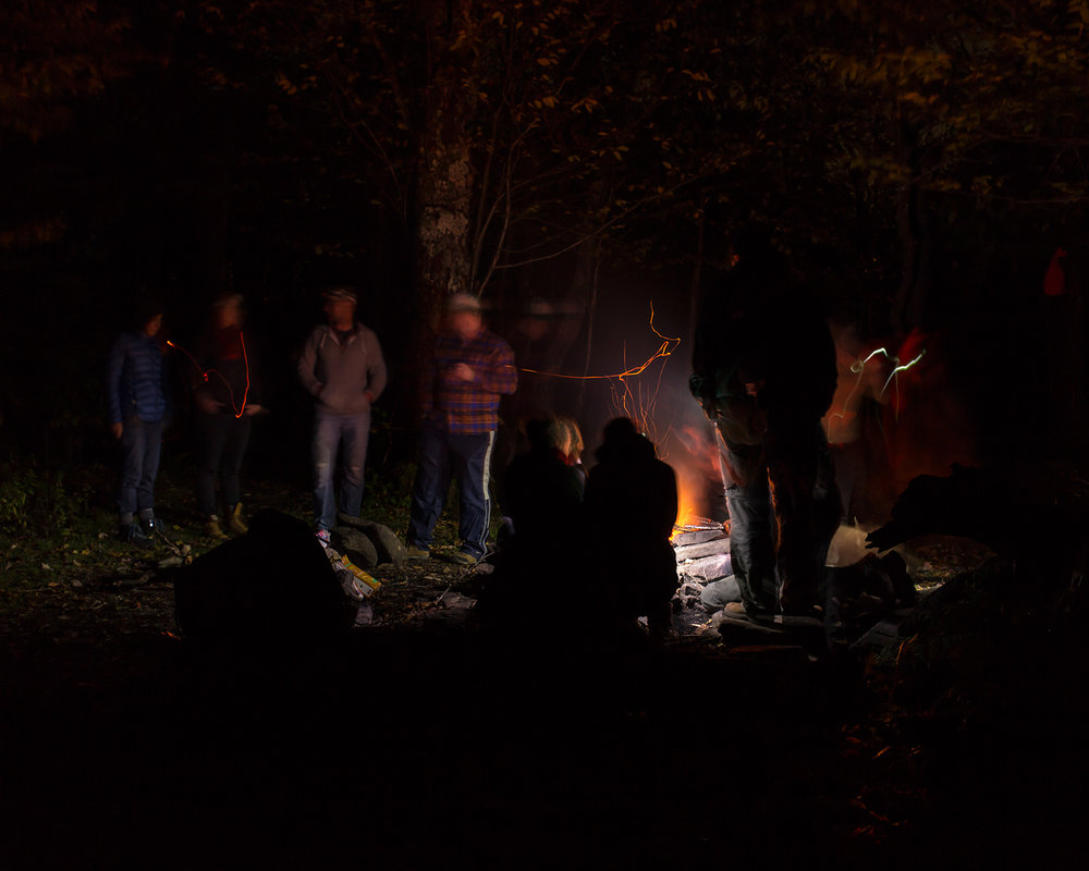 Campfire, 2015