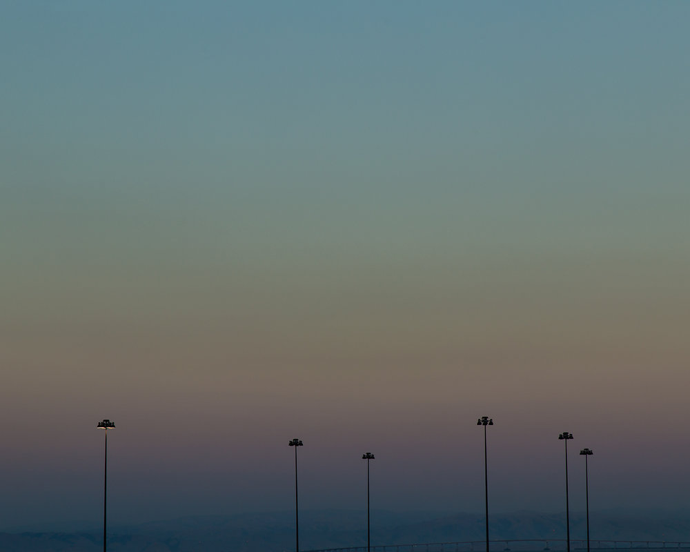 Airport Lights, 2016