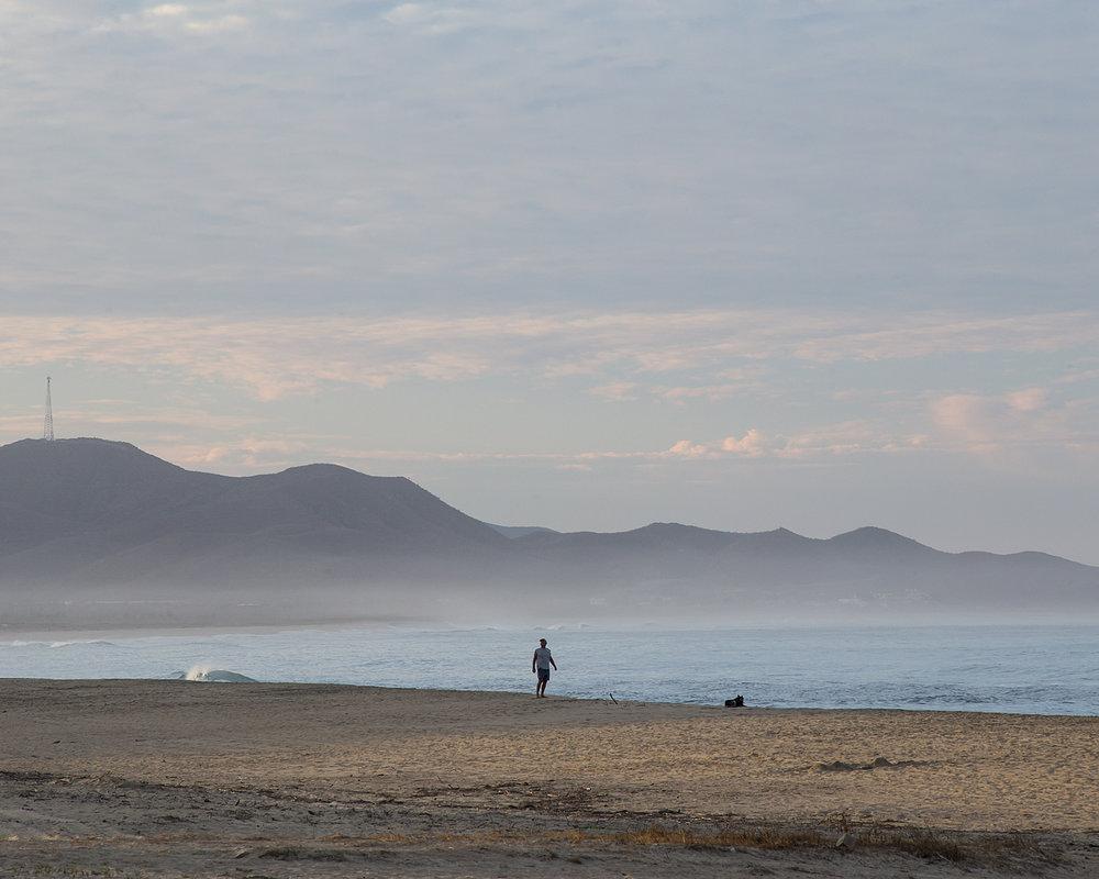 Beach Stroll, 2016
