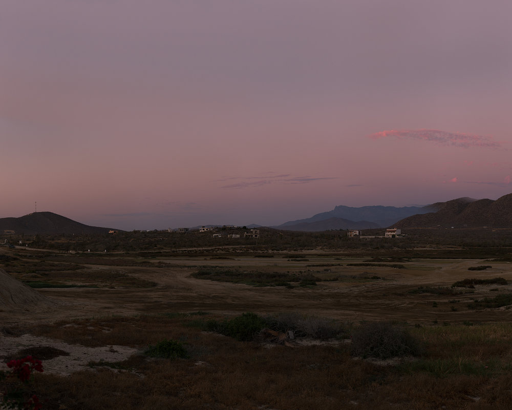 Baja Sunset, 2016