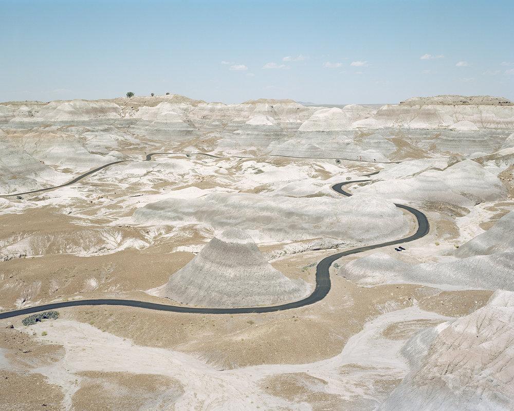 Painted Desert Walkway, 2010