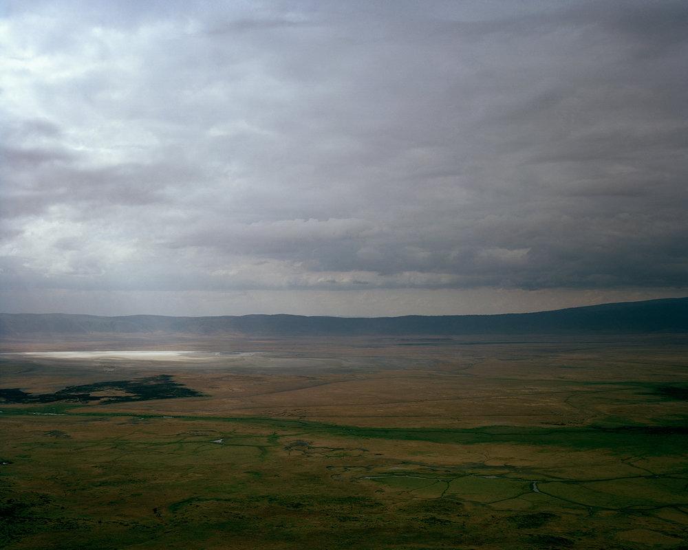 Ngorongoro Crater, 2006